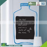DIY Erasable washable fancy tile removable chalkboard film sticker                                                                         Quality Choice