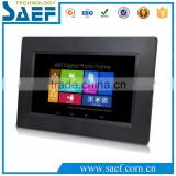 7 inch 1024*600 android tablet lcd advertising display monitor in advertising players with/without touch panel