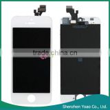 Cost-effective Replacement LCD Touch Screen Bezel Frame Assembly for iPhone 5 White
