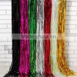 metallic rainbow curtain fabric Wedding Foil Curtain Products from Global Metallic Foil Curtain Suppliers and Metallic Foil