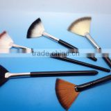 cosmetic makeup facial mask fan brush