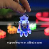 2016 Most Popular Fancy Lighting LED Dog Pendent Flashing Night LED Pet Pendent Used On Collar