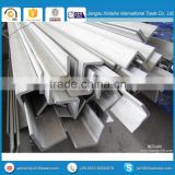 Well stainless steel angle 304, 316 galvanized yellow /201/304/316/310s stainless steel round/angle/flat bar