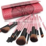 15 PCS pink Cosmetic Makeup Brush Set Make up brushes