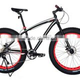 "24"" 8speed fat-bike suspension fork mtb fat bike wheels aluminum alloy mountain bike"