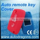 Key Remote Silicone Case Cover for Citroen for ford