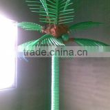 led coconut tree light