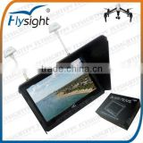 C811 New Product 7'' HD LCD 32CH 5.8Ghz Wireless FPV Monitor with Sun Shade Used for Immersion RC and Fatshark