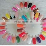 2014 Artificial Fingernails Nail tips/fashion nail art tips trio manicure nail art triple dappen dish