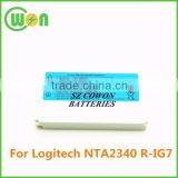 replacement battery for Logitech R-IG7 Harmony 720 785 880 Harmony 885 Harmony 890 Monster AVL300s 190304-200 F12440023 K43D