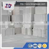 Wholesale Alibaba Tongde concrete aac block