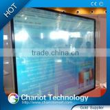 ChariotTech rear projection touch window screen incomparable visual enjoyment with best price
