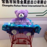 2015 new hot sale RH-CH001-01 shopping cart cover baby