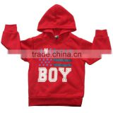 2016 Autumn Sweatshirt Casual Hoodies Long Sleeve children Pullover Sport T-Shirts kids clothing tops 02