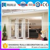 Contact Supplier Leave Messages High Quality Beautiful PVC Folding Door/ Plastic Accordion Door