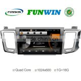 Android system radio for Toyota RAV4 2013 with GPS Ipod DVR digital TV Wifi