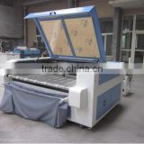 1290 jinan donglian cnc laser acrylic letter cutting machine for wood art with auto feeding device