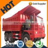 23 ton heavy-duty widely used mining dump truck