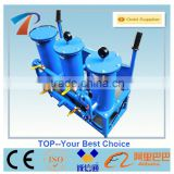 Used Lubricant Oil Recycle Regeneration Machine,Portable Turbine Oil Filter Machine with stainless steel filter element