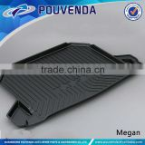TPO material 3D car cargo mat cargo tray for Toyota Camry boot liner 2014+ 4X4 auto accessories