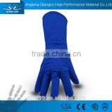 QL bright luster freezer cryogenic hand gloves