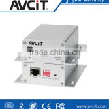 VGA Extender over UTP / over optic fiber CAT5 CAT5-E CAT6 CAT6-E, 150m distance VGA extender