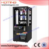 Prize key master game machine Vending Game machine / with ICT bill acceptor(hui@hominggame.com)