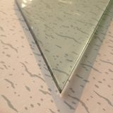 2mm-6mm aluminum  mirror wilth flat polished edge