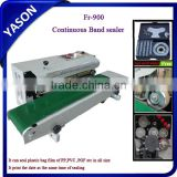 FR-900 Heating type plastic film sealing machine(band sealer) 100% warranty /sealing machine