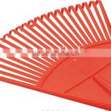 Certificated Customized Made 22 Teethwood rake handle plastic home & garden Pitchfork