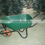 steel /plastic wheelbarrow: