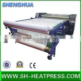 Factory supply high quality best price rotary roller sublimation t shirt heat press machine