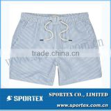BS-14019 OEM beach boxer shorts, beach shorts in boxer style, mens short beach wear