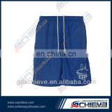 Sublimation basketball short foreign trade factory supply
