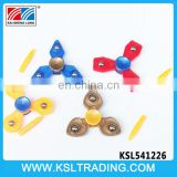 High quality items cheap plastic kids toys finger top spinner