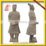 High imitation of ancient warrior sculptures CTWH-1195