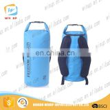 2016 wholesale outdoor waterproof bag big volume pvc dry bag