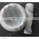 Nature stone mortar and pestle TM-002