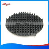 custom thermal paste heatsink and die casting extruded aluminum heatsink