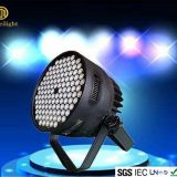 3wX54pcs warm white light led par light High brightness stage lamp