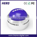 Manufacturer music box glass globe with high quality