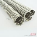 Stainless Steel Squarelocked Flexible Bare Conduit for Cable Wire Protection as Grounding Conductor