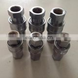 stainless steel quick coupling, hose connectors coupling, male female camlock connectors
