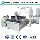 Peru distributor stone marble granite metal advertising engraving cutter cnc router machine