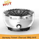 New portable battery operated outdoor bbq grill with Europ patent                                                                         Quality Choice
