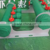 Better than copper water manifold, PPR water distribution radiant floor heating manifold