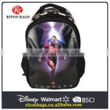 Hot Sale 19 Inch Laptop Backpacks Bag With Iron Man Character Design