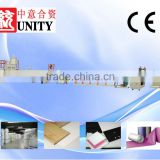 High quality Chemical crosslink pe foam production line