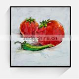 JC Factory Wholesale Abstract Home Decorative Canvas Vegetable Oil Painting                                                                         Quality Choice