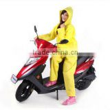 Safe Yellow Adult Motorcycle Rain Suit